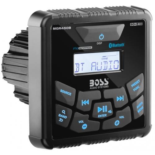 Влагозащищенный Bluetooth модуль MGR450B...