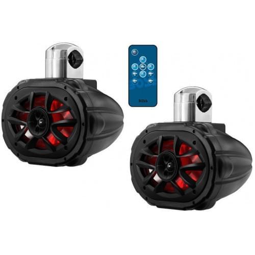 Акустическая система BOSS Audio Marine MRWT69RGB (...