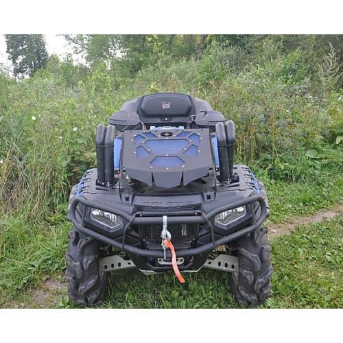 Вынос радиатора Lit-Pro для Polaris 550/850 (Сталь)