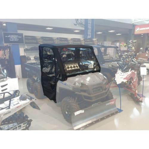 Текстильная кабина Polaris Ranger XP 800 6X6...