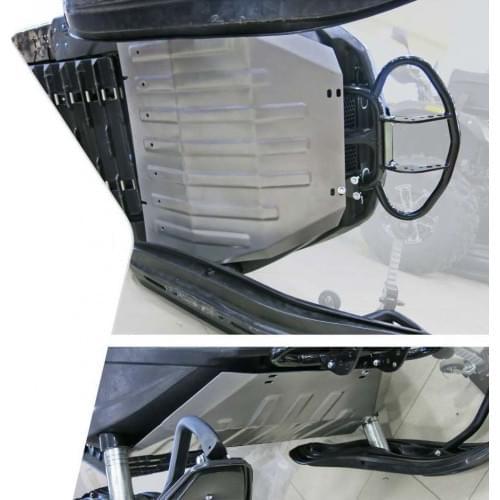 Защита для снегохода Росомаха S800 / Viking 600 20...