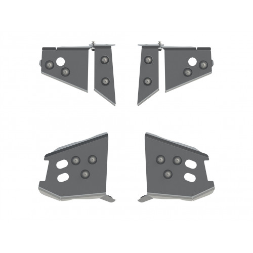 Защита рычагов 4 мм 2014- для Yamaha Grizzly  550/...