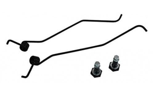 Скребки снегохода черные универсальные SPI SM-12061 / SM-12061L / SM-12061R