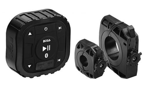Универсальный пульт управления-усилитель с Bluetooth-адаптером