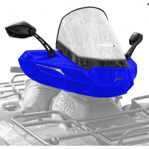 Стекло для квадроцикла универсальное с зеркалами A...