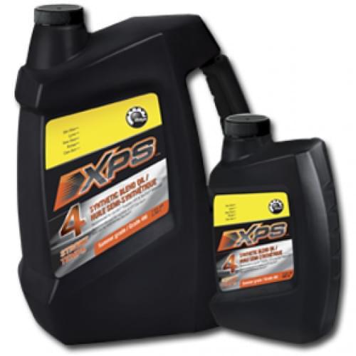 Полусинтетическое масло XPS для 4-х тактных двигат...