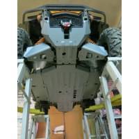 Комплект защиты днища для Can-Am Commander 1000 XT..