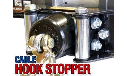 "Стопор троса лебёдки для квадроцикла ""J-MAX"" CABLE HOOK STOPPER"