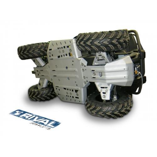 Полный комплект защиты для CF MOTO X4 2016+...